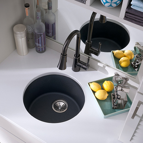 Bar and Prep Sinks