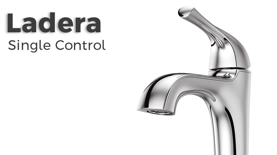 Pfister Ladera single control bath faucet