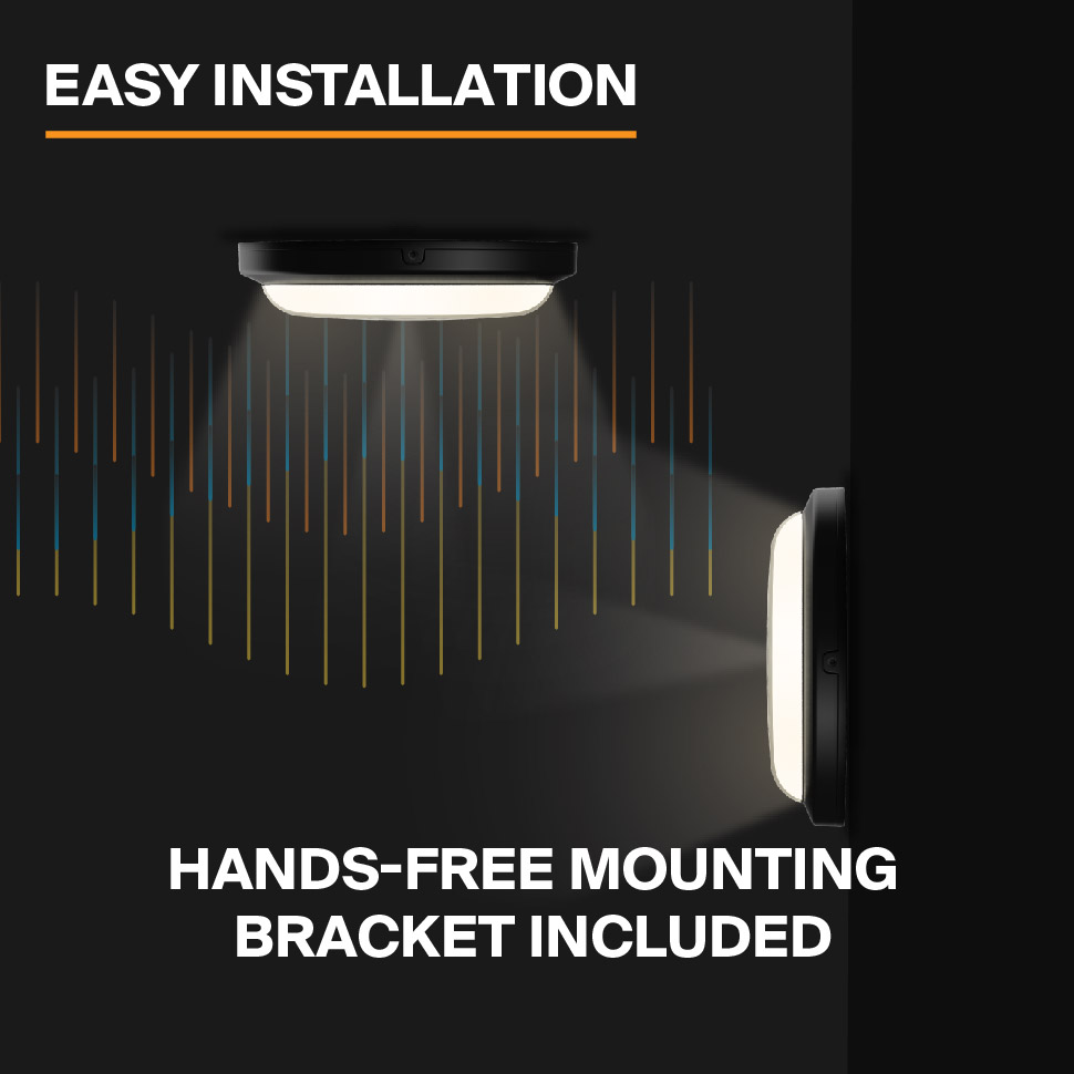 Probrite SOL12 LED Security Light Easy Installation