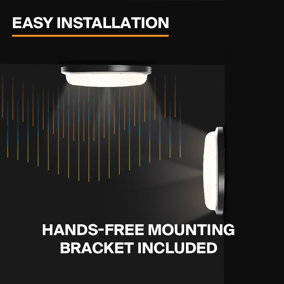 Probrite SOL20 LED Security Light Easy Installation
