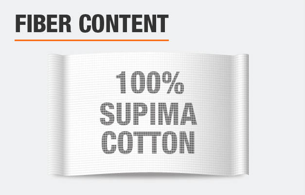 100% Supima Cotton Bed Sheets