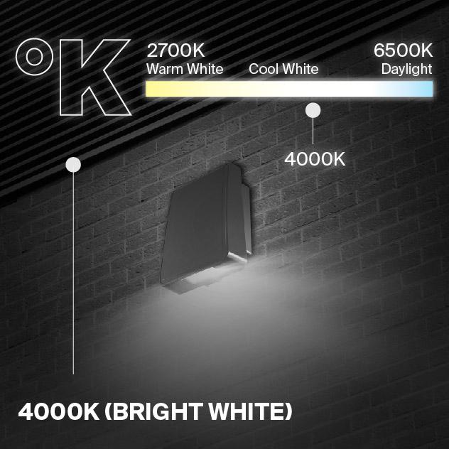 Probrite LED Security Light SOL20 3000K