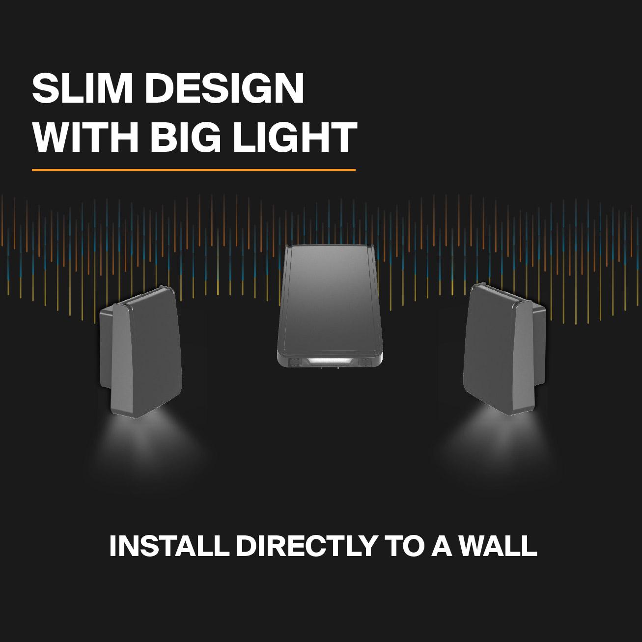Probrite Stealth15 LED Wall Pack Unique Design