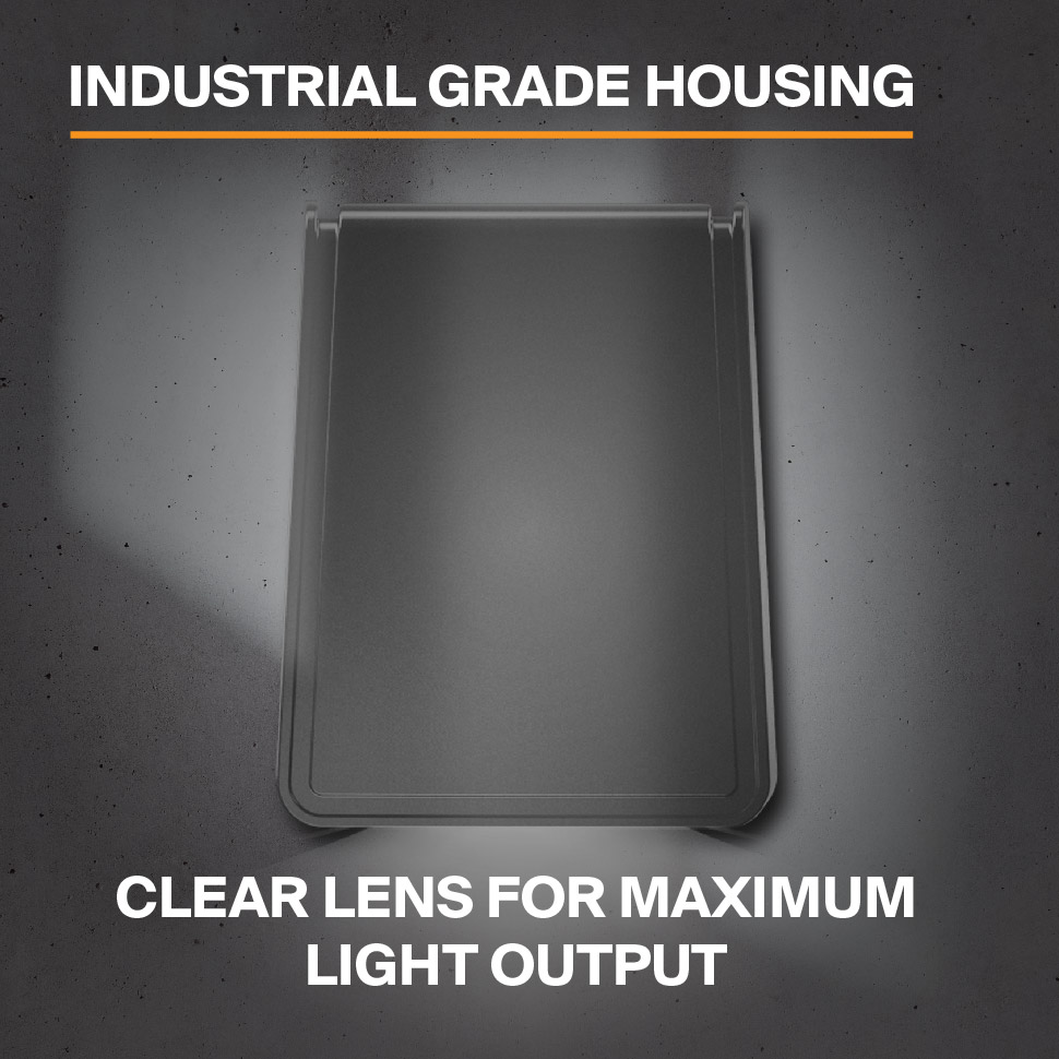 Probrite Stealth15 LED Wall Pack Industrial Grade Housing