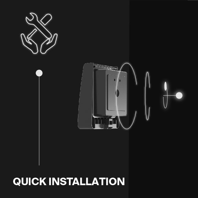 Probrite Stealth15 LED Wall Pack Quick Installation