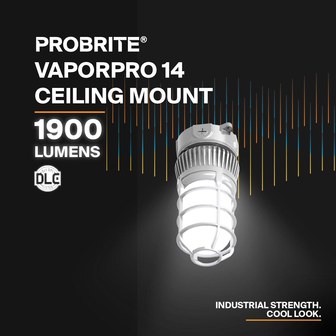 Probrite VaporPro14 LED Ceiling Light Industrial