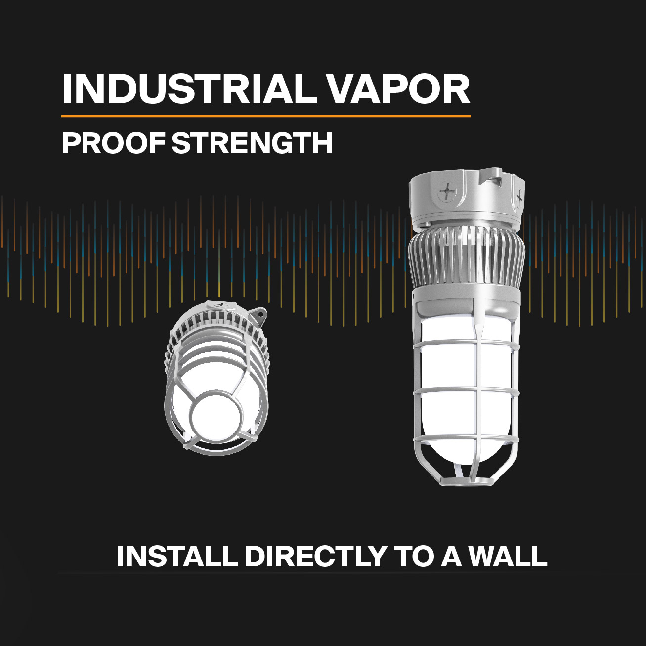 Probrite Vapor14 LED Ceiling Light Vapor Tight