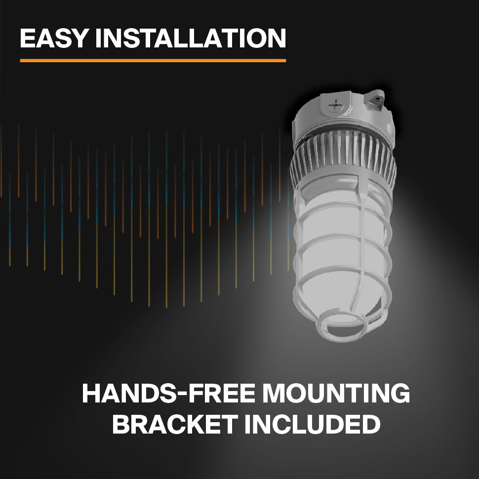 Probrite Vapor14 LED Ceiling Light Mounting Bracket