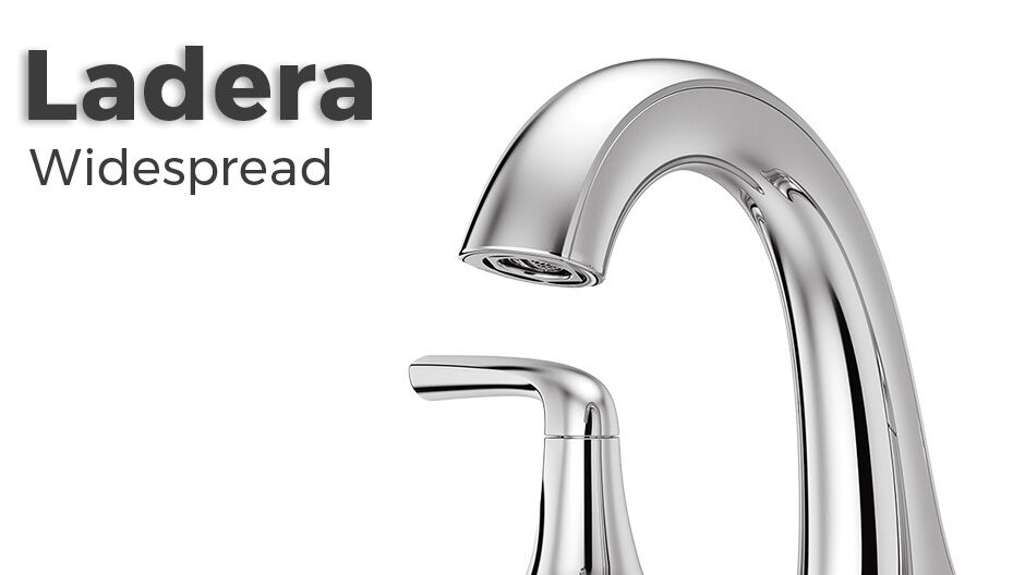 Pfister Ladera widespread bath faucet