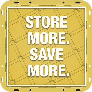 Shop Storage Savings