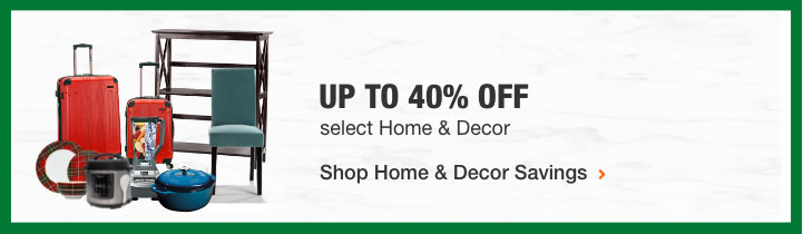 Shop Home & Decor Gifts