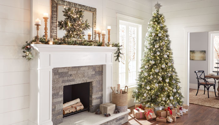 shop artificial tree - Is Home Depot Open On Christmas Eve