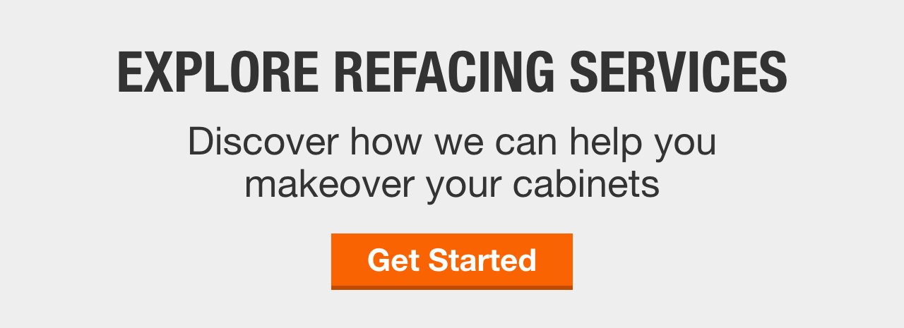 Cost to Reface Cabinets - The Home Depot