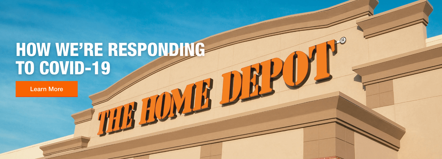 How the Home Depot is Responding to COVID-19
