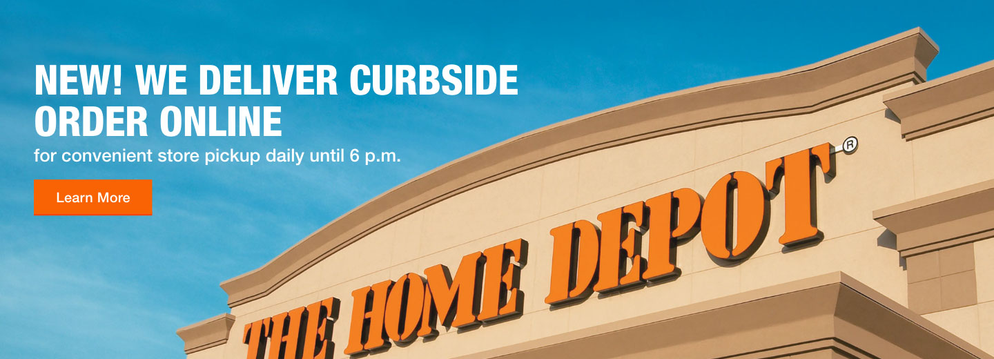 NEW! We Deliver Curbside Order online for convenient store pickup daily until 6 p.m.