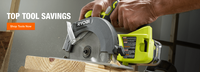 Top Tool Savings. Shop Tools Now
