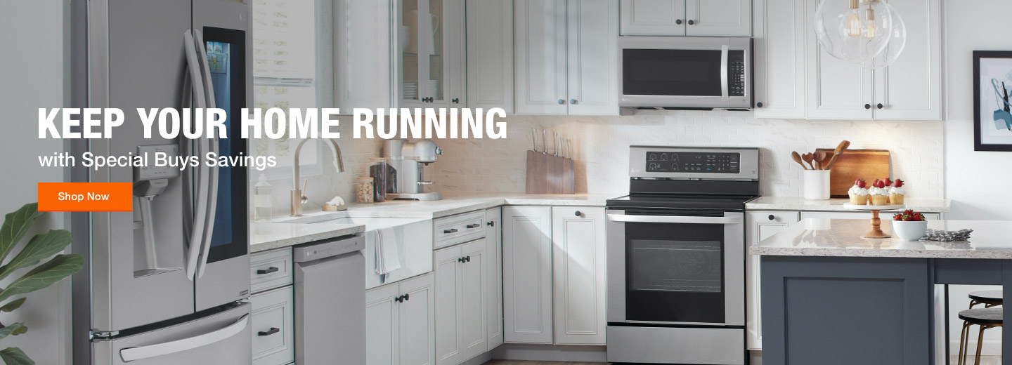 Keep Your Home Running with Special Buys Savings