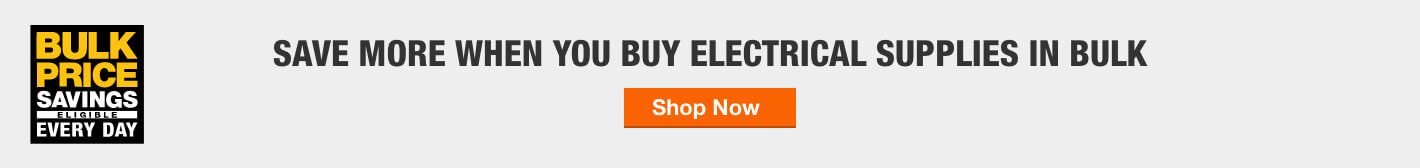 Save More When You Buy Electrical Supplies in Bulk