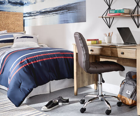 Up to 30% Off Select Back to Class Furniture & Decor