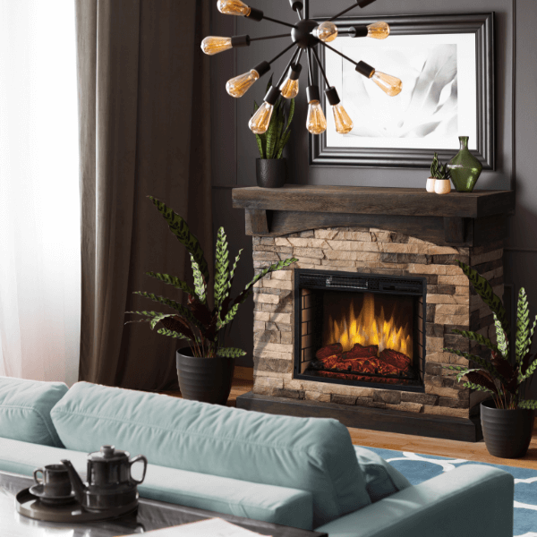 Fireplaces The Home Depot