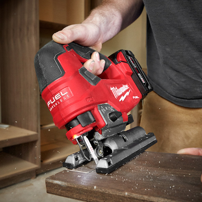 Milwaukee M18 Fuel Woodworking Kit
