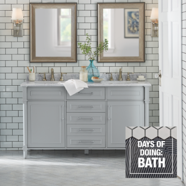Up to 40% off Select Bath FINAL DAYS.