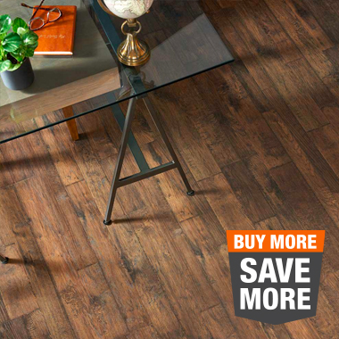 Buy More, Save More on Select Flooring