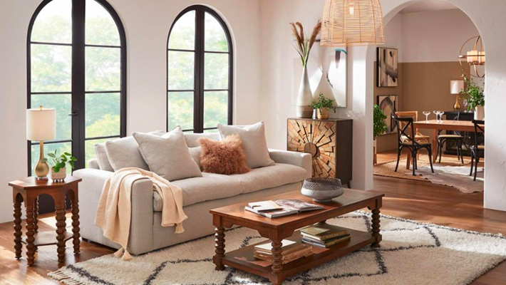 On-Trend Furniture and Decor