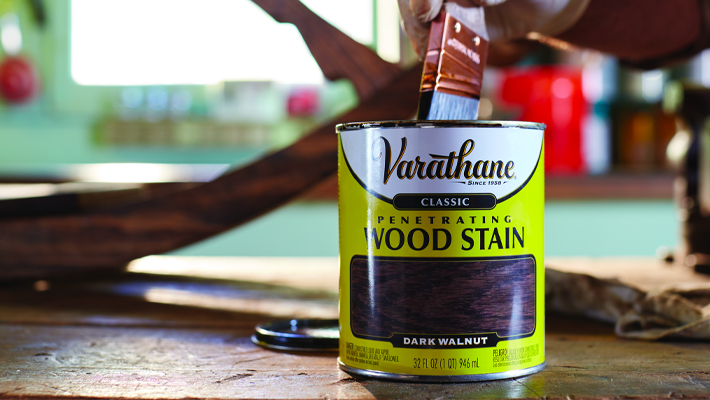 How to Stain Wood DIY Guide