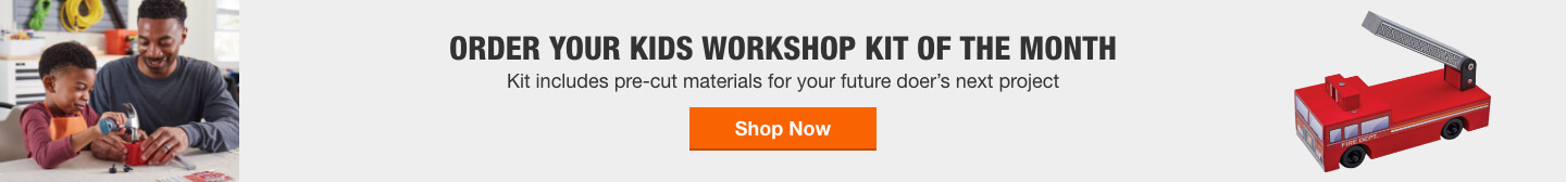 Order your Kids Workshop kit of the month