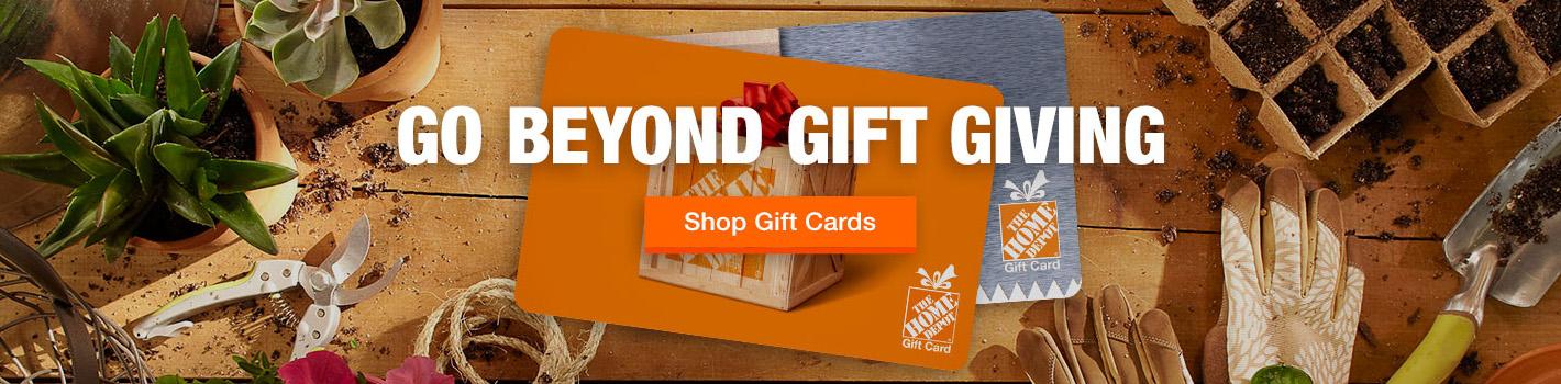 Go Beyond Gift Giving