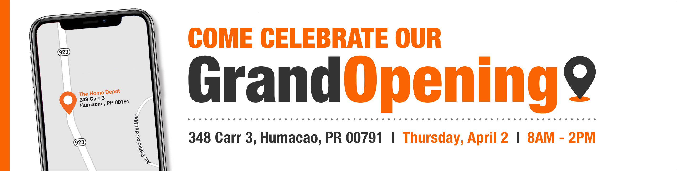 grand opening - 348 Carr 3, Humacao, PR 00791