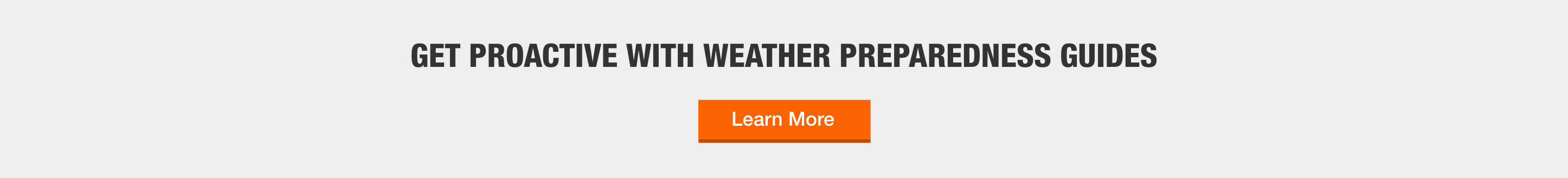 Get Proactive with Weather Preparedness Guides