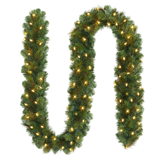 Battery Operated Garland