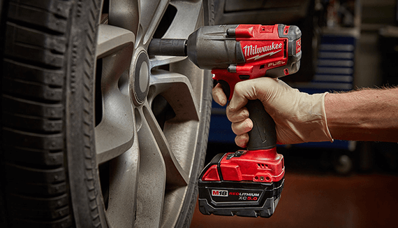 FREE TOOL OR BATTERY WITH PURCHASE OF SELECT MILWAUKEE M18™ TOOL