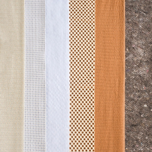 Find the best suited rug pad to fit your rug needs
