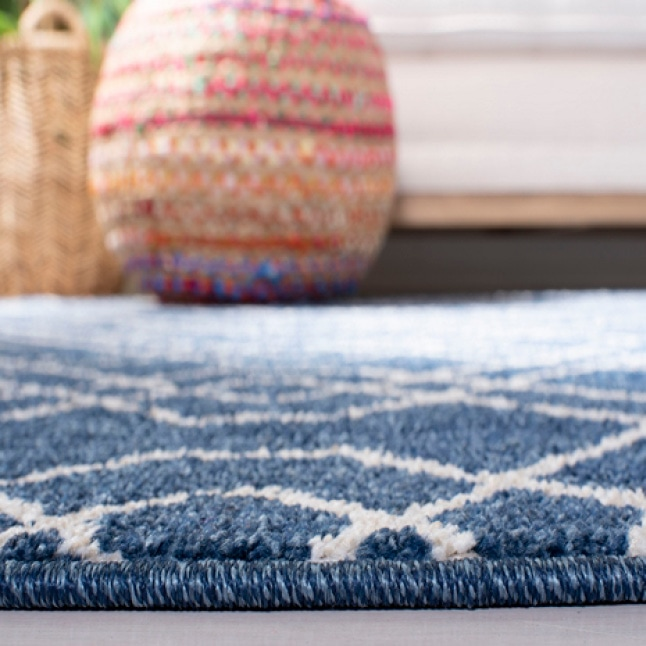 Explore the different lengths of your rug's pile