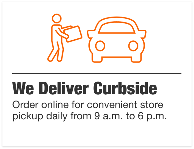 We Deliver Curbside. Order online for convenient store pickup daily until 6 p.m.