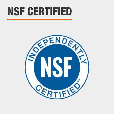 HDX Shelving NSF Certified