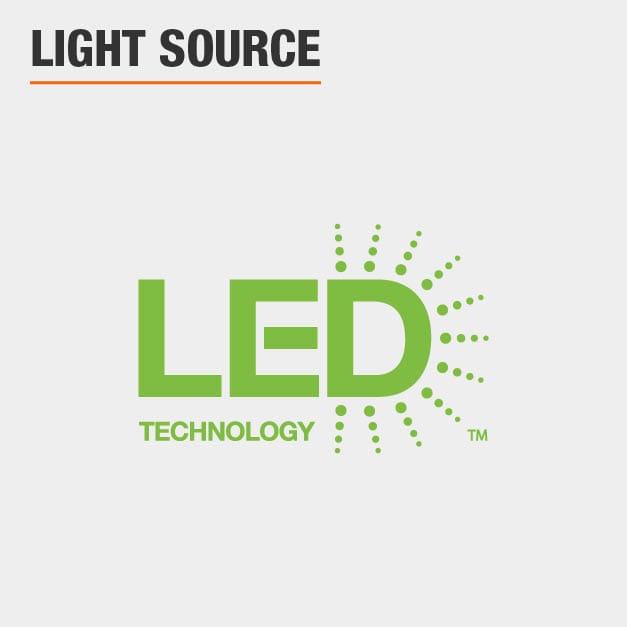 Integrated LED Light Source