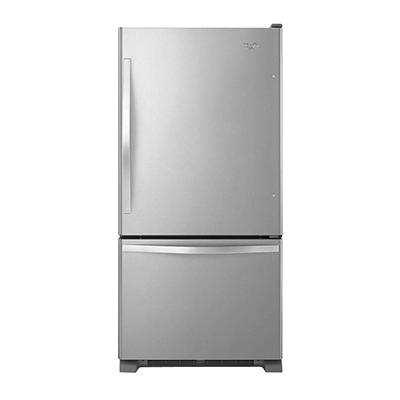 Bottom refrigerators