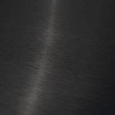 Black stainless steel refrigerators