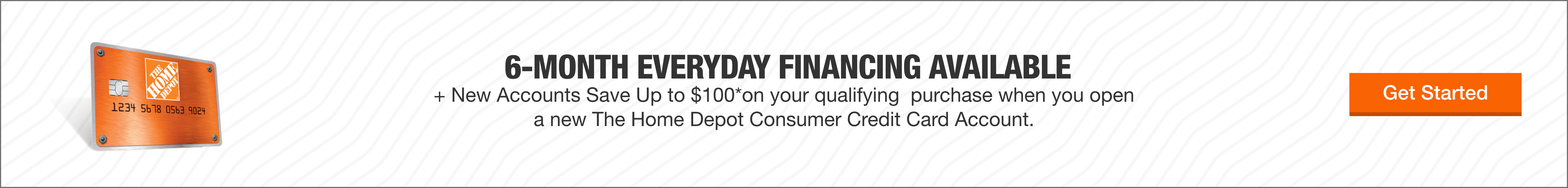 6 month credit offer
