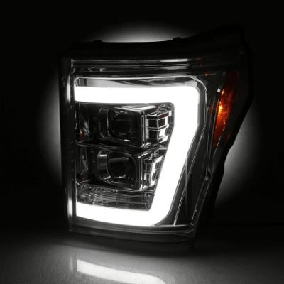 Truck headlights & tail gates
