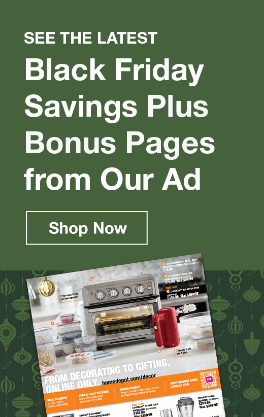 See the Latest Black Friday Savings Plus Bonus Pages from Our Ad