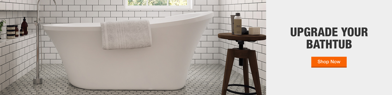 Upgrade your bathtub