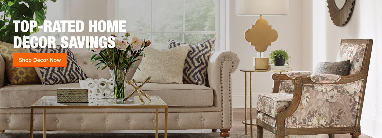 Top-Rated Home Decor Savings
