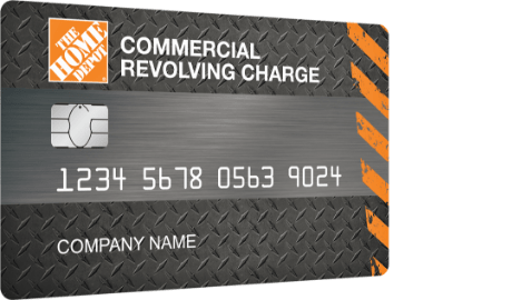 Commercial Revolving Charge Card