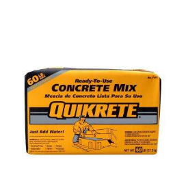 All purpose concrete mix