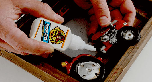 Glues and construction adhesives